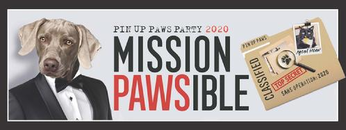 2020 Pin Up Paws Party and Open House